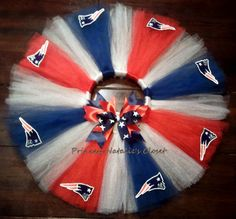 New England Patriots inspiredTutu.