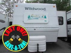 2001 Forest River Wildwood 28FLSS for sale  - South Burlington, VT | RVT.com Classifieds