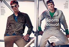 fashion editorial casual - Google 検索