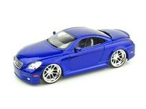 Lexus SC430 1/24 Blue