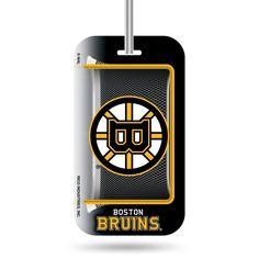 Boston Bruins Luggage Tag