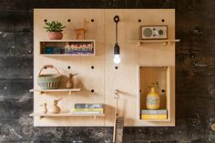 Central Office Wahlr Pegboard Shelf System 2015 | Selectism