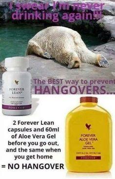 Hangoever cure