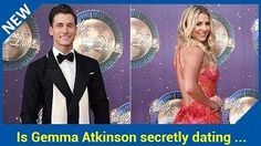 Is Gemma Atkinson secretly dating Alexandra Burke's Strictly dance partner Gorka Marquez?