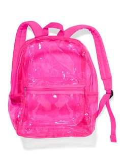 PINK back to school must haves ... um yes please