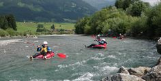 Tubing auf der Iller in Sonthofen Allgäu #Abenteuer #Boote #Bootsfahrt