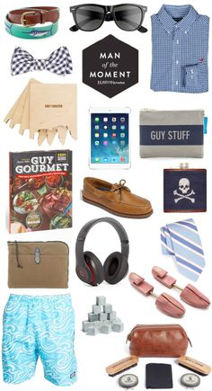 Father's Day Gift Guide   Men's gift ideas