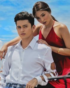 Lady Luster, Cover Shoot, James Reid, Nadine Lustre, Jadine, Partners In Crime, Cute Guys, Kendall Jenner, Mom And Dad