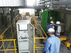 Delivery performance of SCR, NOx Analyzor - Honam Thermal Power Plant