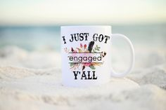 Engagement Mug Enga