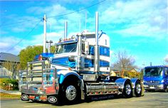 by secret squirrel Cornfoot's Iannelli tribute SAR by Klos Custom TrucksCornfoot's Iannelli tribute SAR by Klos Custom Trucks Kenworth Trucks, Mack Trucks, Big Rig Trucks, Old Trucks, Fire Trucks, Custom Big Rigs, Custom Trucks, Secret Squirrel, Road Train