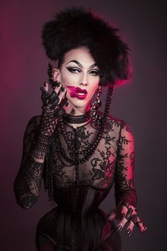 Violet Chachki winner of RuPauls Drag Race season 7