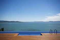 Oh my infinity. PONTA DOS GANCHOS RESORT in Brazil     #heaven #dream #vacation #brazil #pool #luxury #trip #escape