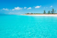 Grace Bay Beach, Providenciales, Turks and Caicos.