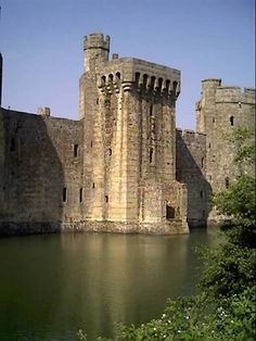 Bodium Castle, Sussex, UK