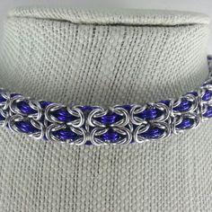 Purple double byzantine