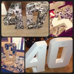 Cumple 40 Bedroom Decoration how to decorate a bedroom 40th Bday Ideas, 40th Birthday Decorations, 70th Birthday Parties, Diy Birthday, Birthday Ideas, Birthday Collage, Birthday Woman, Birthday Pictures, Birthday Invitations
