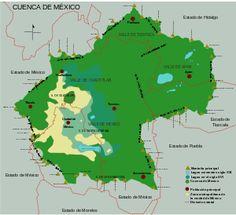 Cuenca de México - Wikipedia, la enciclopedia libre