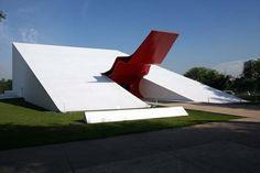 Ibirabuera Park Auditorium - São Paulo, SP - Brazil