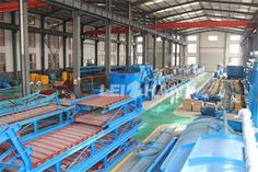 Waste Paper Board Processing Line, Waste Paper Recycling Line