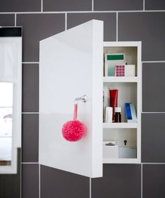 Lock those personal items away  with  ÄTRAN  cabinet.