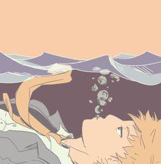 Reigen #underwater