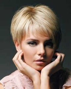 Short-Hair-Blonde-Cute-and-Easy.jpg 500×629 pixels