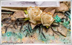 Scrap Made in Touraine: Flowers