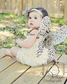 SALEIvory Lace Petti RomperBaby Girl by LillyBowPeep on Etsy
