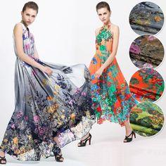 6b20a0df226 diy craft mulberry silk fabric chiffon flower printed geniun silk material  garment dress scarf suppl Wedding