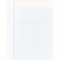 School Smart Cursive Ruled Notebook Paper Eases transition from Zaner Bloser paper to notebook paper. Handwriting Sheets, Handwriting Practice, Notebook Paper Printable, Lined Paper For Kids, Smart Rules, Learning Cursive, Lined Writing Paper, Ruled Paper, How To Age Paper