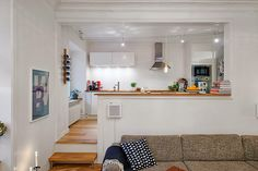 Amenajare 2 camere în 60 m² Jurnal de design interior