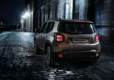 Special Jeep Renegade Night Eagle Arrives In European Showrooms