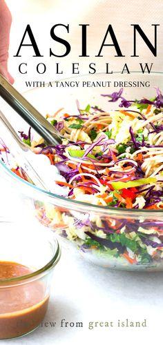 Beef Recipes, Vegetarian Recipes, Cooking Recipes, Healthy Recipes, Vegan Vegetarian, Asian Slaw Recipes, Veg Salad Recipes, Vegetarian Sandwiches, Going Vegetarian