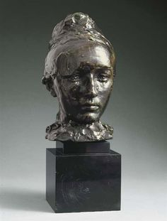 Auguste Rodin, Camille Claudel au bonnet