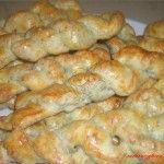 Nivové tyčinky Bread And Pastries, French Pastries, Biscuit Cookies, Russian Recipes, Brunch, Food And Drink, Appetizers, Cooking Recipes, Yummy Food