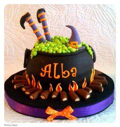 Pretty Cakes Pontevedra (Tarta Halloween!)