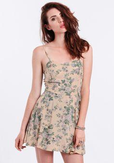 Jordana Floral Dress