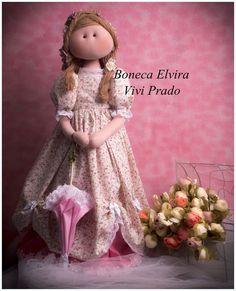 Boneca Elvira