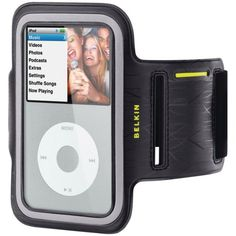 Belkin Dual-Fit Armband for iPod Classic (Black)