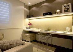 Para quem recebe hóspedes em casa o ideal é dispensar um espaço  próprio para essa finalidade, garantindo o acolhiment...