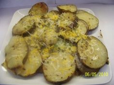 """""""My husband grills these potatoes while grilling steak, pork chops, or chicken, whatever your grilling. They are delicious and it sure beats heating up the kitchen on a hot summer day by grilling them."""""""