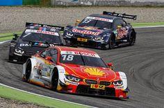 #Brasil: DTM: Augusto Farfus sai do fim do grid para alcanç...