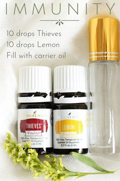 3 Essential Oil Roller Blends for a Newbie. Find out how to make immunity, allergy and sleepy time rollers! – 3 Essential Oil Roller Blends for a Newbie. Find out how to make immunity, allergy and sleepy time rollers! Essential Oils For Asthma, Essential Oils Guide, Essential Oil Blends, Young Living Oils, Young Living Essential Oils, Roller Bottle Recipes, Oil For Headache, Natural Asthma Remedies, Essentials