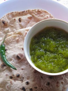 Hmarcha Rawt | Roasted Green Chilli Chutney - Mizoram Chutney