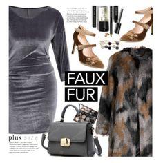 Faux Fur Coats (plus size)
