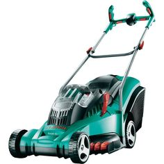 Bosch Corded Rotak 43 Lawn Mower