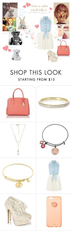 """Home is where my family is ~Jamie's version~"" by alexishambleton on Polyvore featuring mode, Ileana Makri, Rebecca Minkoff, BillyTheTree, Chrysalis, Influence, Charlotte Olympia et Gund"