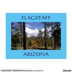 FLAGSTAFF ARIZONA Postcard