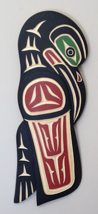 northwest coast native art for sale, west coast, haida artwork, first nations wall hangings, art, decor, canada